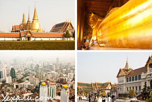 Описание экскурсий в Тайланде