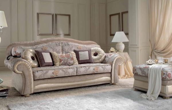 Мягкая мебель итальянского производства